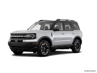 2021 Ford Bronco Sport Outer Banks SUV F357664