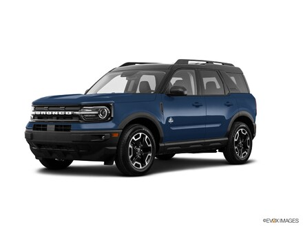 2021 Ford Bronco Sport Outer B Wagon 4 Door 4W