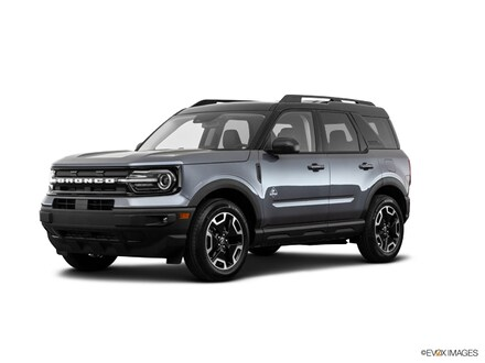 Used 2021 Ford Bronco Sport Outer Banks for Sale in Lafayette, LA