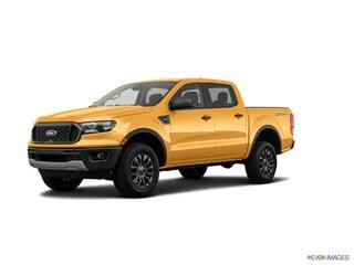 2021 Ford Ranger XLT XLT 2WD SuperCrew 5 Box in Las Vegas, NV
