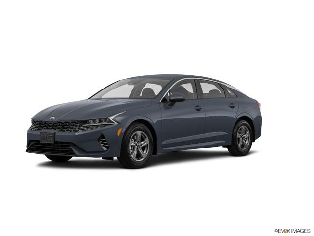 2022 Kia K5 Sedan