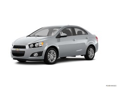 Used 2015 Chevrolet Sonic LT Sedan for sale in Orland Park IL