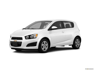 Used 2015 Chevrolet Sonic LS Auto Hatchback For Sale in Abington, MA