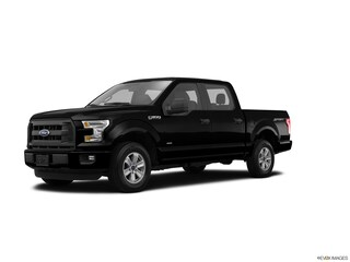 Used 2015 Ford F-150 4WD Supercrew 145 XL Truck SuperCrew Cab Medford, OR