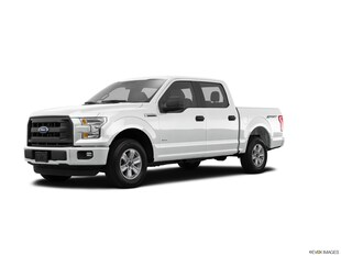 2015 Ford F-150 4WD Lariat Supercrew Crew Cab