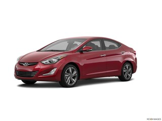 Used 2016 Hyundai Elantra Limited Sedan 5NPDH4AE9GH689738 for sale near you in Phoenix, AZ