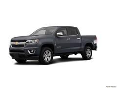 Used 2016 Chevrolet Colorado LT Truck Crew Cab for sale in Albuquerque, NM