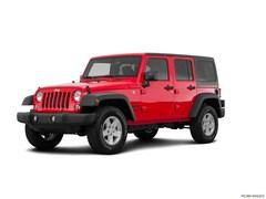 Used 2016 Jeep Wrangler Unlimited Sport SUV Henrietta Texas