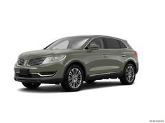 Certified pre-owned 2016 Lincoln MKX Reserve SUV for sale in Marble Falls, TX