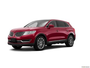 2016 Lincoln MKX Reserve AWD With Luxury Package and Climate Packag SUV