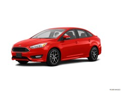 Bargain Used 2016 Ford Focus SE Sedan in Appleton