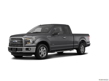 2016 Ford F-150 2WD Supercab 145 XLT Truck