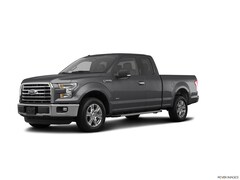 Used 2016 Ford F-150 4WD Supercab 145 XLT Extended Cab Pickup For Sale in Casper, WY