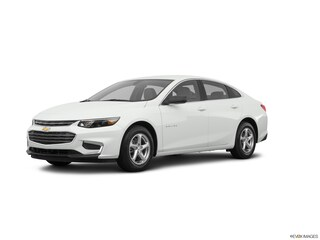 Certified Pre-Owned 2016 Chevrolet Malibu LS Sedan for sale near you in Danvers, MA