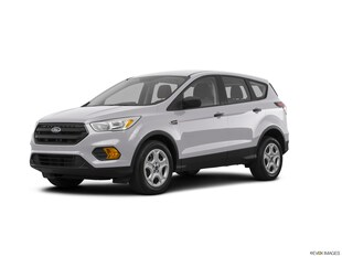 2017 Ford Escape S Local One Owner Trade SUV