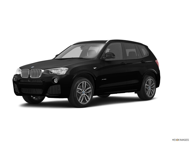 Certified Pre-Owned 2017 BMW X3 SAV for sale in Denver, CO