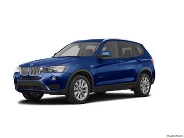 2017 BMW X3 SAV