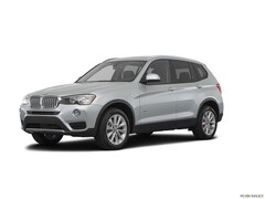 Used 2017 BMW X3 xDrive28i SAV N09099A for sale in Hendersonville, NC at Hunter Subaru