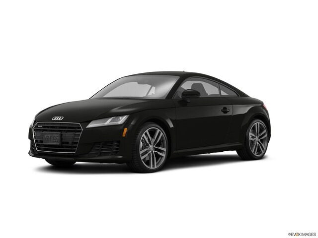Certified Pre-OWned 2017 Audi TT 2.0T Coupe in Iowa City, IA