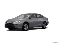 Used 2017 Toyota Camry XLE Sedan for sale in Merced, CA