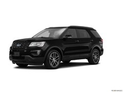 Used 2017 Ford Explorer Sport Sport Utility in Franklin, MA