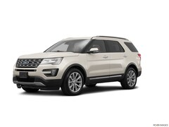 Used 2017 Ford Explorer Limited SUV for sale in Anson TX