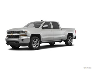 Used Vehicles with Under 30,000 Miles 2017 Chevrolet Silverado 1500 LT w/1LT Truck Crew Cab for sale in Eugene, OR