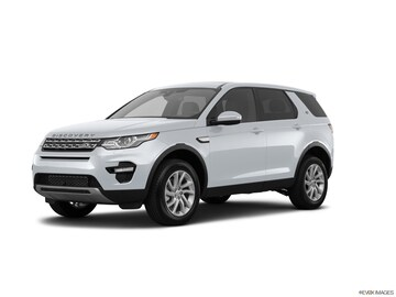 2017 Land Rover Discovery Sport SUV