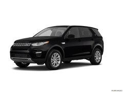 Certified Pre-Owned 2017 Land Rover Discovery Sport HSE SUV for sale in North Houston