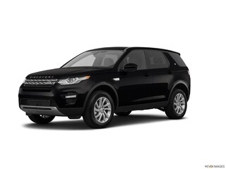 Certified Pre-owned 2017 Land Rover Discovery Sport HSE SUV for sale in Scarborough, ME