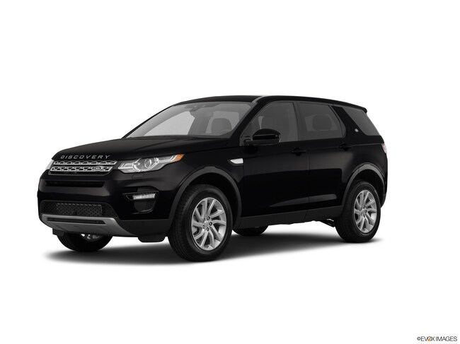 Used 2017 Land Rover Discovery Sport HSE HSE 4WD for sale in Houston, TX