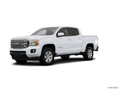2017 GMC Canyon 4WD SLE Truck Extended Cab