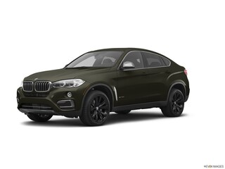 Certified Pre-Owned 2017 BMW X6 xDrive35i SUV in Erie, PA