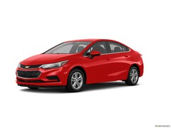 Used 2017 Chevrolet Cruze LT Auto Sedan for sale in Urbana, OH