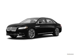 Pre-Owned 2017 Lincoln Continental Reserve Sedan in Traverse City, MI