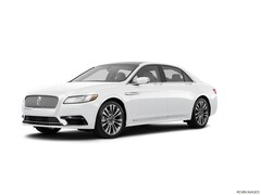 Used 2017 Lincoln Continental Reserve Reserve AWD