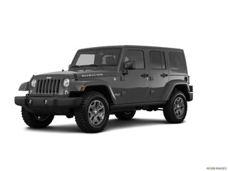 Used 2017 Jeep Wrangler Unlimited Rubicon Rubicon 4x4 For Sale in Fairfield