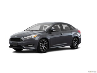 2017 Ford Focus SE Sedan 1FADP3F27HL224227