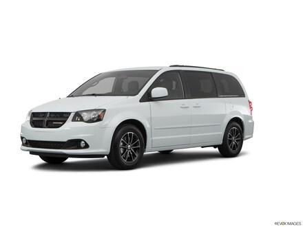 2017 Dodge Grand Caravan SXT Wagon Mini-van, Passenger