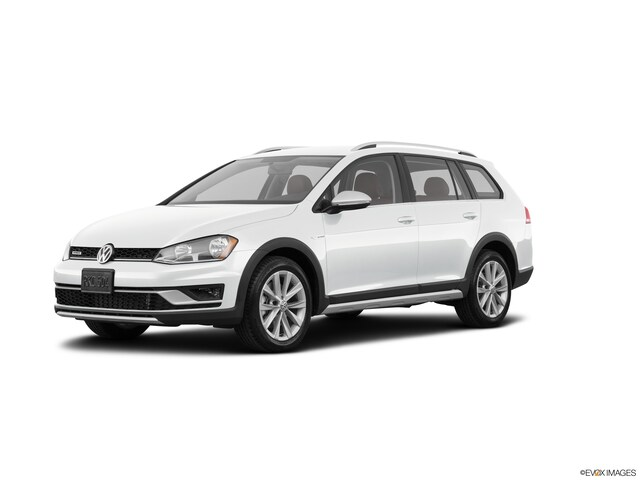 Featured used 2017 Volkswagen Golf Alltrack TSI Wagon for sale in Miami, FL, near Hialeah