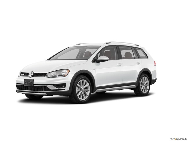 2017 Volkswagen Golf Alltrack TSI Wagon