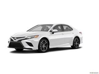 Used 2018 Toyota Camry SE Sedan for Sale in Greensboro NC at Greensboro Auto Center