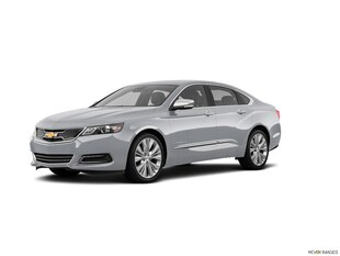 2018 Chevrolet Impala Premier w/2LZ Sedan