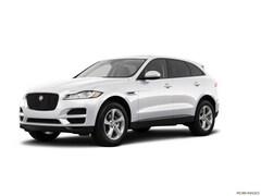 Used 2018 Jaguar F-PACE 25t Premium SUV in Houston