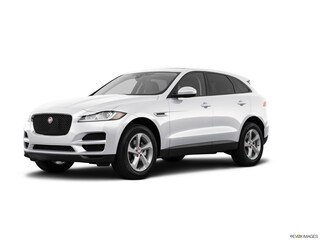 Used 2018 Jaguar F-PACE 25t Premium SUV LJA249105 for sale near Houston