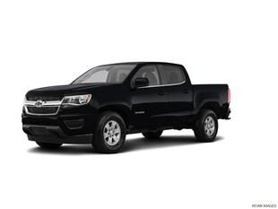 2018 Chevrolet Colorado WT Truck Crew Cab