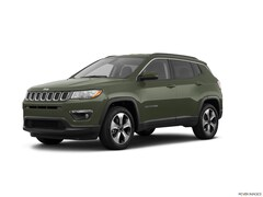 Certified Pre-owned 2018 Jeep Compass Latitude 4x4 SUV for sale in Monticello, NY