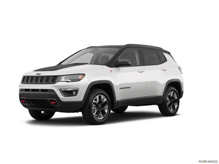 2018 Jeep Compass Trailhawk 4x4 SUV