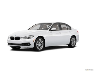 Certified 2018 BMW 3 Series 320i Sedan Car for sale at McKenna BMW in Norwalk, CA