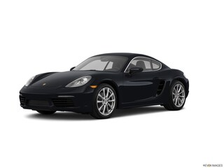 New 2018 Porsche 718 Cayman Coupe Coupe in Seaside, CA